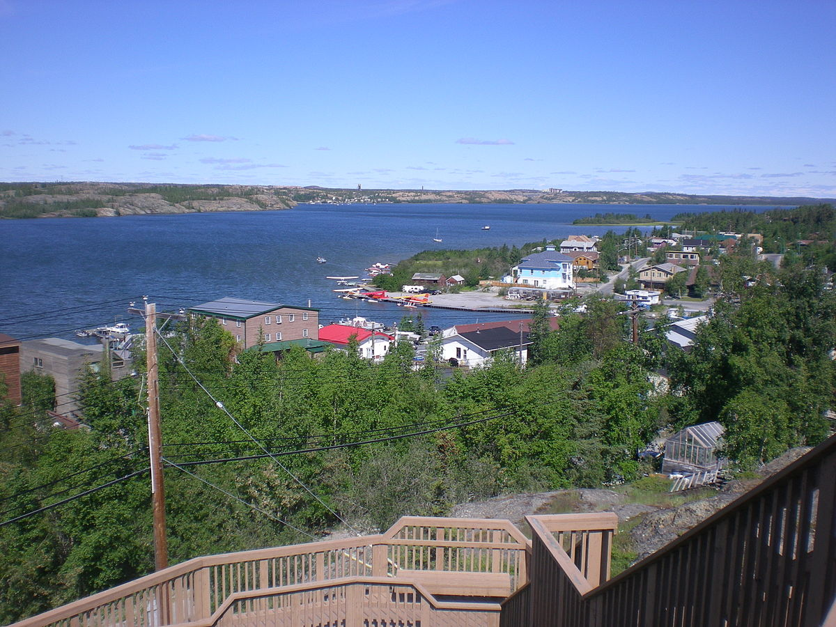 things to see in yellowknife