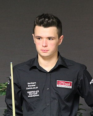 Oliver Lines - Paul Hunter Classic 2014