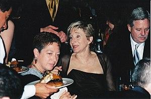Olympia Dukakis - Dukakis at the 1998 Emmy Awards