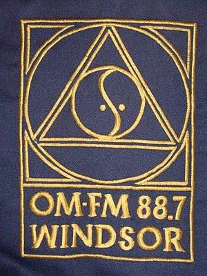 CIMX-FM - Image: Om Fm Jacket Logo