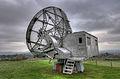 Ondřejov - radioteleskop na radarové louce.jpg