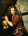Oost the Elder, Jacob van - David with the Head of Goliath - 1648.jpg