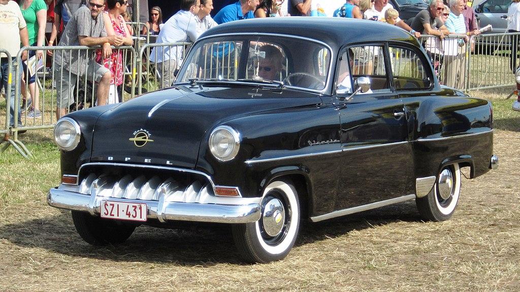 Fotos del Opel Olympia - Zcoches