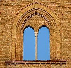 Door Glass Aperture