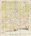 Ordnance Survey One-Inch Sheet 182 Brighton & Worthing, Published 1940.jpg