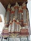 orgel grote kerk leeuwarden
