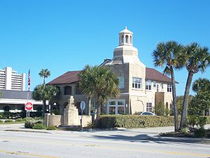 Ormond Beach FL Fire House02.JPG