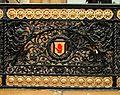 Ornamental ironwork, Belfast - geograph.org.uk - 1465175.jpg