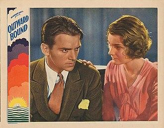 Helen Chandler - Douglas Fairbanks Jr. and Helen Chandler in Outward Bound (1930)