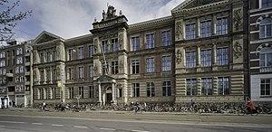 Barlaeus Gymnasium - Barlaeus Gymnasium in 2005