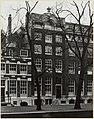 Overzicht voorgevel grachtenhuis - Amsterdam - 20322176 - RCE.jpg