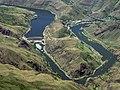 Oxbow Dam, Hells Canyon, Snake River - panoramio.jpg