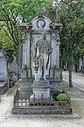 Louis-Marie Moris: Tomb of Louis-Marie Moris