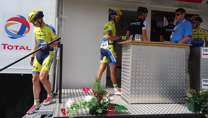 Péronnes-lez-Antoing (Antoing) - Tour de Wallonie, étape 2, 27 juillet 2014, départ (C083).JPG