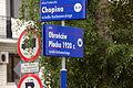 Płock - tablice z nazwami ulic.JPG