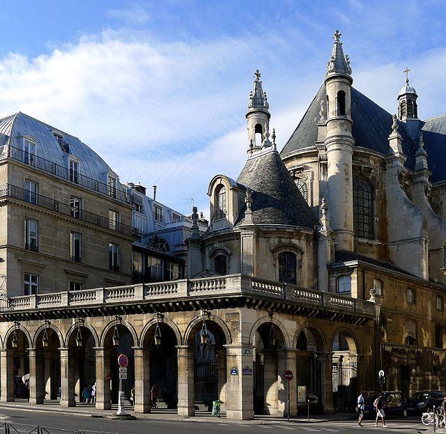 Temple Protestant de l'Oratoire du Louvre