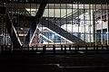 PATH Station Entrance Construction (25887644096).jpg