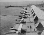 PSM V88 D119 Antiquated float planes at the pensacola naval base 1916.png