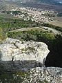 P Lacau- passage du Loup- vue Orsan.jpg