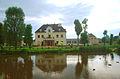 Pałac na wodzie w Staniszowie.JPG