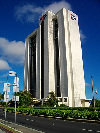 Tumon, Guam - Pacific Islands Club Hotel, Tumon