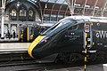 Paddington - GWR 800009 with 387164 and 387150.JPG