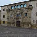 Palacio de Jabalquinto, Baeza. Fachada.jpg