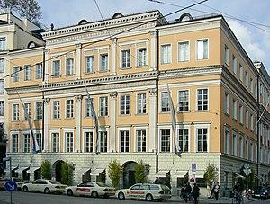 Hotel Bayerischer Hof, Munich - Palais Montgelas