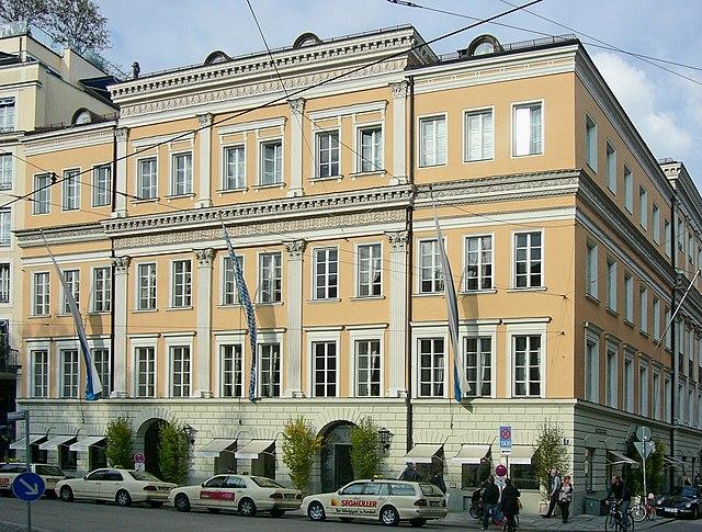 Palais Montgelas