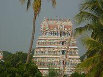 Palaivananathar tower1.JPG