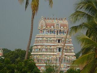 Papanasam Panchayat Town/Sub urban in Tamil Nadu, India