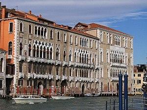 Giustiniani - Palazzo Giustinian in Venice