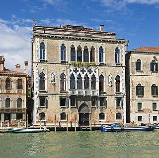 Palazzo Loredan dellAmbasciatore