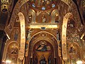 Palermo - Mosaics of Palatine Chapel.jpg