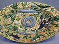 Palissy rusticware featuring casts of sea life French 1550.jpg