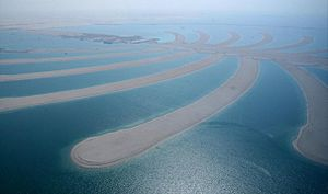 Palm Jebel Ali - Image: Palm Jebel Ali on 18 October 2007 Pict 1