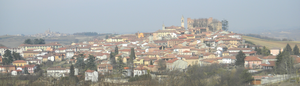 Montemagno, Piedmont - Panorama of Montemagno