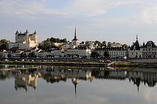 Saumur Subprefecture and commune in Pays de la Loire, France