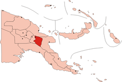 Papua new guinea eastern highlands province.png