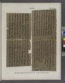 Papyrus. Hieratischer Papyrus aus Theben (Thebes). No. V, Lin. 32-67. (jetzt zu K. Museum zu Berlin.) (NYPL b14291191-44345).tiff