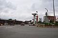Parama-Park Circus Flyover Under Construction - Parama Island - Kolkata 2012-07-31 0540.JPG