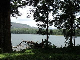 Parambikulam Dam Dam in Kerala