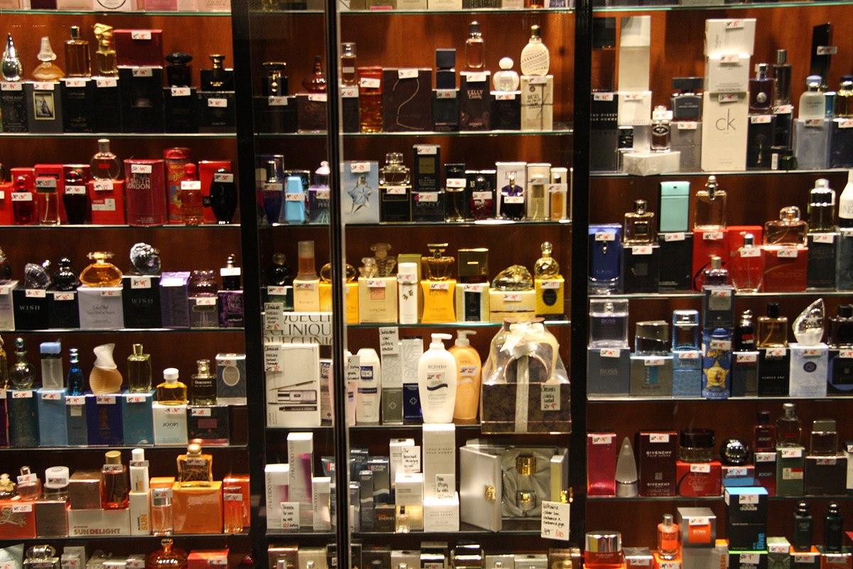 Liste De Parfums Wikipédia