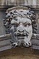 Paris - Les Invalides - Façade nord - Mascarons - 033.jpg