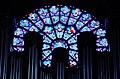 Paris Cathédrale Notre-Dame Innen Westliche Rosette 2.jpg