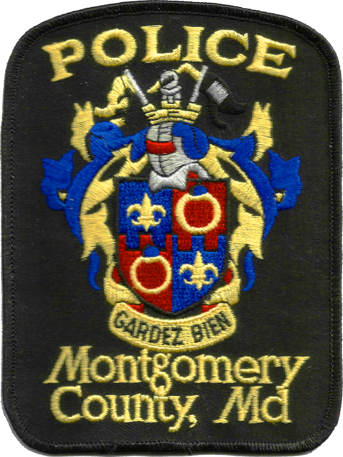 Montgomery County Police Department - Wikipedia