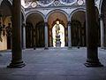 Pati del palau Mèdici-Riccardi, Florència.JPG