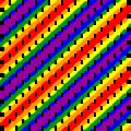 Pattern rainbow sqares diagonal 1000x1000.png