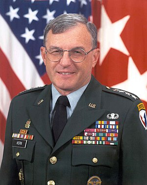 Paul J. Kern - General Paul John Kern 15th Commander, United States Army Material Command