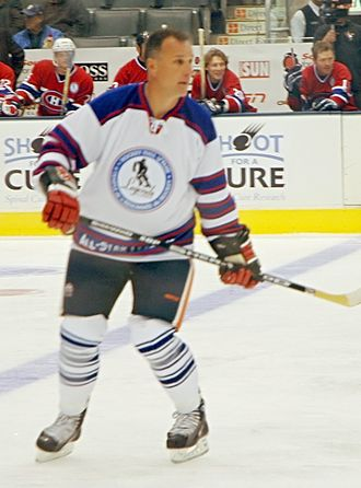 Paul Coffey - Coffey in 2009.